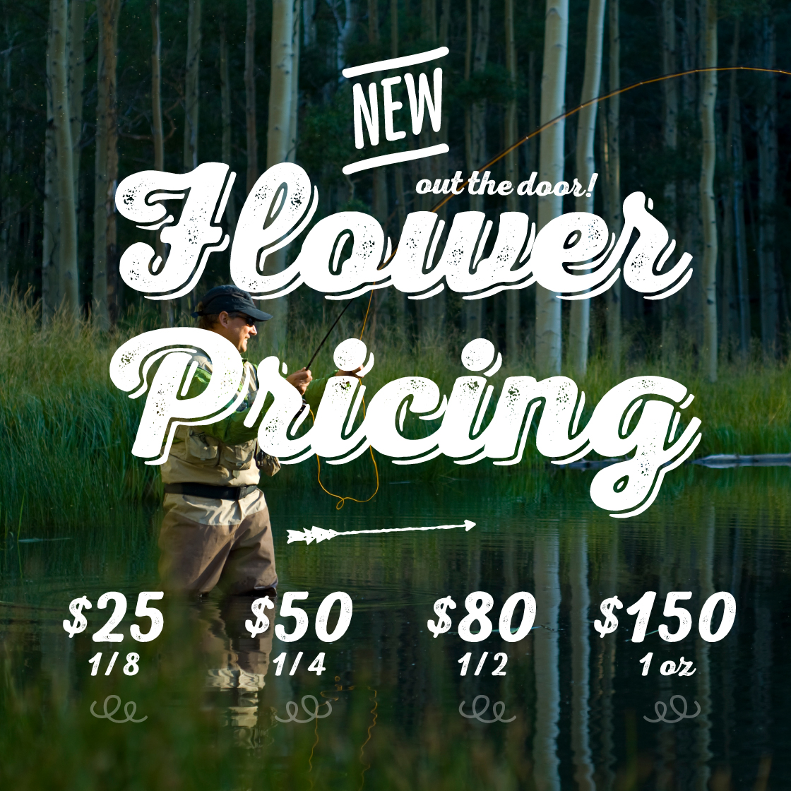 Pure Recreational Price List
